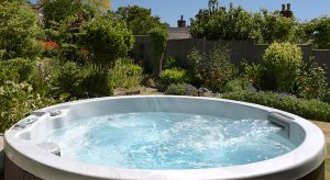 Hot Tub at Pilgrim Corner
