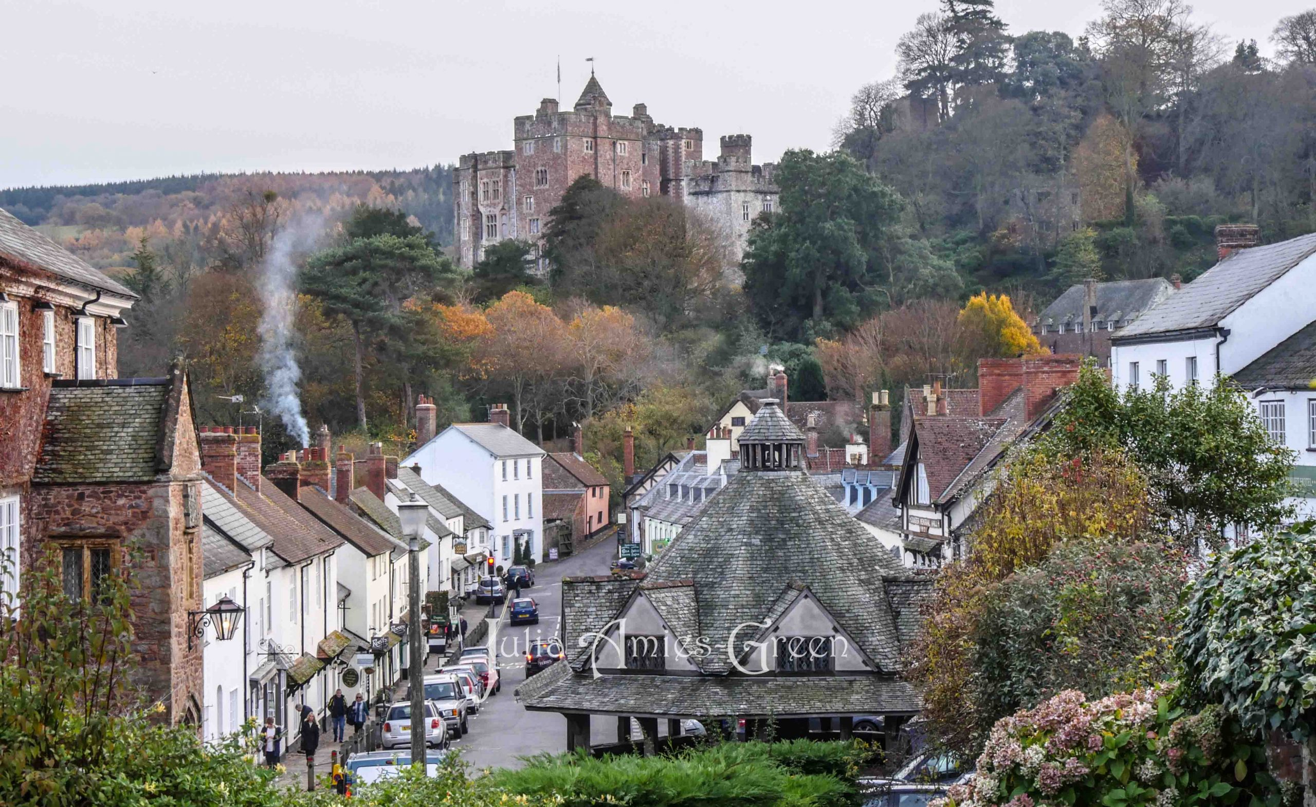 Dunster is Perfect for Holidays with Young Kids