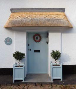 The Old Sweet Shop Front Door