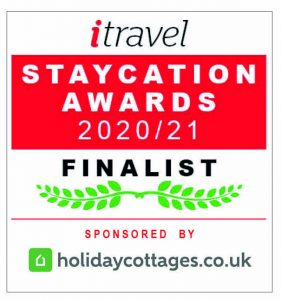 itravel Staycation Awards Finalist 2020/21