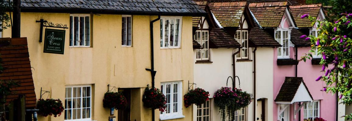 Wander Through Time - Dunster Village Walking Tour