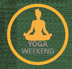 Yoga Weekend Logo